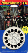 ViewMaster Batman Forever - 3 Reels on Card - NEW
