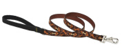 Lupine Down Under Patterned Padded Handle Dog Lead, 1.9cm / 1.2m