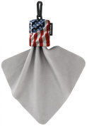 Alpine Innovations Classic Microfiber Cloth, Screen Cleaner and Lens Cleaner, Flag, Large, 25cm x 25cm
