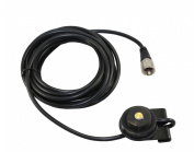 New Tram Browning Black 1246-B Trunk Antenna Mount NMO With PL-259 connector and 5.2m of RG-58 Coax Cable