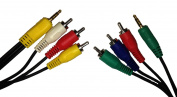TiVo Mini Composite and Component Cable Kit