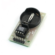 Water & Wood Battery Operation Tiny DS1302 Arduino RTC Real Time Clock Module