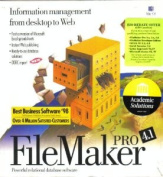 FileMaker Pro 4.1 for Mac