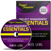PROJECT TEMPLATES® - 52 Essential Project Management Documents - CD ROM - Processes, Procedures, Strategies, Plans, & Forms.