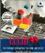 Lucid 3-D Professional Spreadsheet for Home And Office