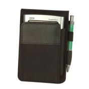 Journalist Jotter Notepad Organiser with PDA Pocket and Notepad and Business Card Holder