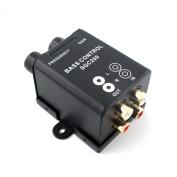 Car Home Subwoofer Equaliser Crossover Amplifier RCA Adjust Line Level Volume