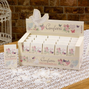 With Love Biodegradable Tissue Paper Wedding Throwing Confetti