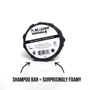 PureChimp Super Shampoo Bar 80g - 100% Natural & Foamy Magic - Nourishing & Moisturising - Banana/Vanilla