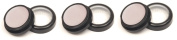 SBC Crème Based Eye Shadow Eyeshadow Frosted Crème Silver Trio 27S