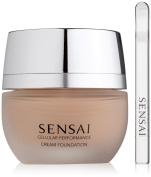 Kanebo Sensai Cellular Performance Cream Foundation Number CF23, Almond Beige 30 ml