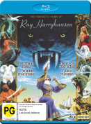 The Fantastic Films of Ray Harryhausen Blu-ray all regions [Regions 1,4]