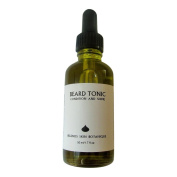 BEARD OIL with Hemp Coconut Oil Patchouli Nutmeg and Orange 50ml by Belenos Therapy