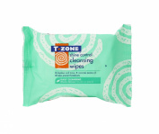 T-Zone Shine Control Cleansing Wipes x5