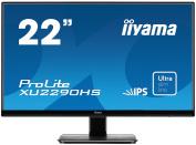IIYAMA XU2290HS-B1 - 22Wide Screen TFT-LCD : LED Backlight : Black Case : Full HD Panel : IPS (Manufacturer's SKU:XU2290HS-B1)'