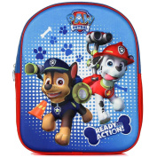 Backpack 3D Paw Patrol boy