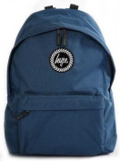 HYPE JUST HYPE Airforce Blue Backpack Rucksack Bag