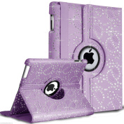 sell ideas@ Bling Diamonte Case Cover for Apple ipad 2nd/3rd/4th generation and Ipad Air 1 / Air 2, With Built in stand and 360 Rotation, With free Screen Protector and Stylus mini