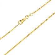 9ct Yellow Gold Venetian Box Chain 60cm 2.35 Grammes