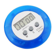 Sonline Digital Magnetic LCD Timer Stop Watch Kitchen Cooking Countdown - Blue