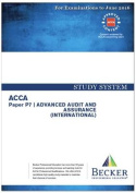 ACCA - P7 Advanced Audit and Assurance (International) (for Exams Up to June 2016)