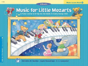 Music for Little Mozarts Music Lesson Book, Bk 3