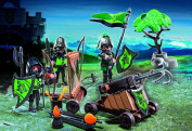 Playmobil Wolf Knights with Catapult 6041