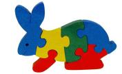 ABA Rabbit Jigsaw Puzzle