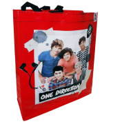 48 x One Direction 1D Tote Bags School, Gym, Swimming Shopping Wholesale