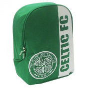 Celtic FC Official Focus Football Crest Backpack/Rucksack