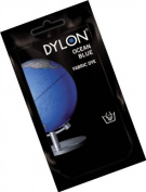 ETL Dylon Fabric Dye 50G- Ocean Blue