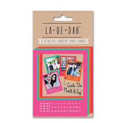 La De Dah Polaroid Bright Frames, Multi-Colour