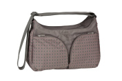 Lässig Basic Shoulder Bag, Comb Slate
