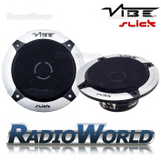 """Vibe Slick 5 5.25"""" 130mm Coaxial Car Speakers 210W"""