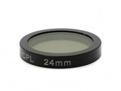 WINGONEER® Highest Quality Circular Polarising Lens 24mm CPL For Mini 0806 Camera