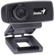 Genius FaceCam 1000X 720P HD Webcam with Microphone
