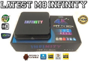INFINITY QUAD CORE Android 4.4 Kitkat XBMC Streaming Mini HTPC TV Box Player, UK adapter included***FULLY LOADED***NEW VERSION, XBMC PLUG AND PLAY, GENIUNE HOLOGRAM NOT A COPY WITHOUT HOLOGRAM***
