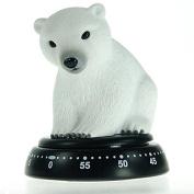 Bengt Ek White Polar Bear Kitchen Alarm Timer Swiss Design