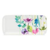 Portmeirion Water Garden Sandwich Tray, Multi-Colour