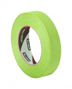 TapeCase 401+ 1.6cm x 60yd High Performance Masking Tape-Converted from 3M 401+/233+, 1.6cm x 60 Yards Roll, Crepe Paper, Green
