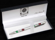 Pen in a Mackintosh Single Rose Design.