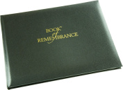 Funeral Guest Book - Memorial Book - Book of Remembrance - Condolence Book - Black