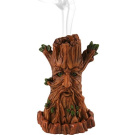Tree man incense burner by lisa parker