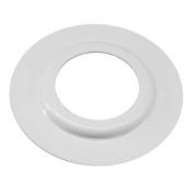 Pack of 4 - White Metal Shade Reducing Ring