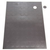 MAGNET Expert Ltd 20 x 0.7mm Self Adhesive Flexibles Magnetic Dots