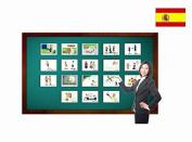Tarjetas de vocabulario - Verbos compuestos 1 - Phrasal Verbs Flash Cards in Spanish