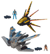 Guardians of the Galaxy Pursuit Spacecraft
