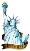 Statue Of Liberty Lifesize Cardboard Cutout - 83cm - Pack of 2