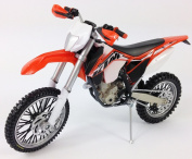 2014 KTM EXC-F 350 Enduro Motocross Toy Bike 1:12 scale