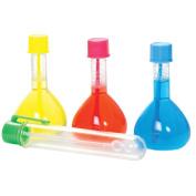 Magic Colour Bubbles Mixing Lab Set Rainbow Children Kids Party Toy Boys Girls [1 Set]